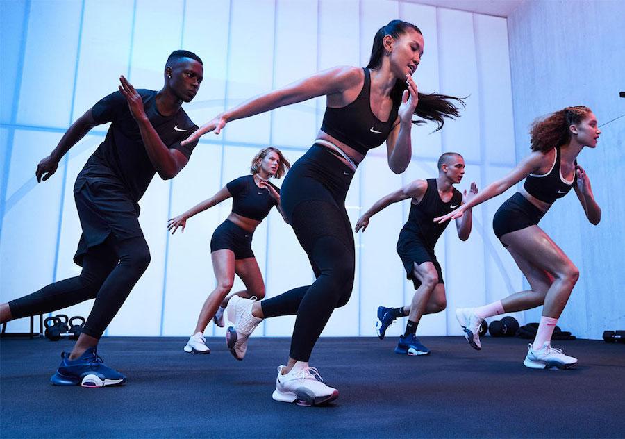 健身,爱好者,的,顶配,战靴,专为,高强度,间歇,  科幻造型,顶配科技!全新配色 Air Zoom SuperRep 官图释出!
