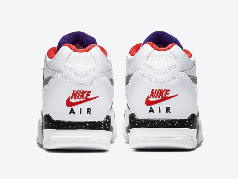 "莆田鞋-Nike Air Flight 89 ""Planet of Hoops"" 货英超下注平台:CW2616-101插图(9)"