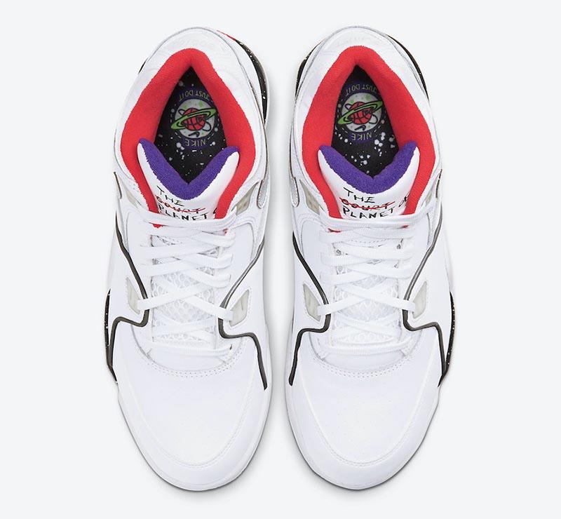 "莆田鞋-Nike Air Flight 89 ""Planet of Hoops"" 货英超下注平台:CW2616-101插图(4)"