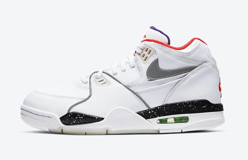 "莆田鞋-Nike Air Flight 89 ""Planet of Hoops"" 货英超下注平台:CW2616-101插图(5)"