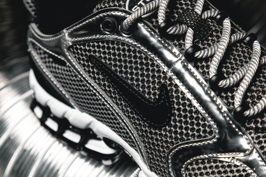 stussy,Nike,发售,Air Zoom Spirid  Stussy x Nike 最炫酷美图来了!海外明天发售!内含链接!