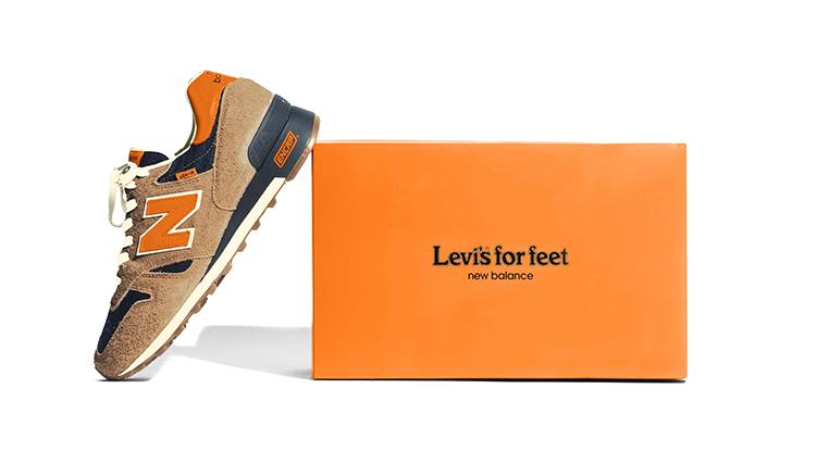 Levi's,New Balance,1300  又一重磅联名延期!Levi's x New Balance 将于下月发售!