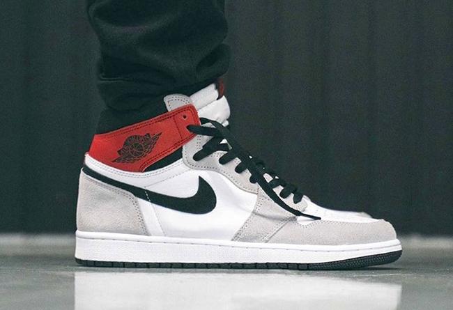 AJ1,Air Jordan 1,555088-126,發售  設計神似 Union x AJ1!全新 Air Jordan 1 上腳照首次曝光