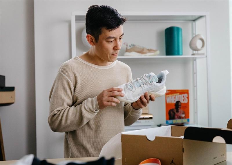 Jordan,Jordan Delta React,冠希,發  冠希超愛的 Jordan 新鞋!Delta React 下月發售