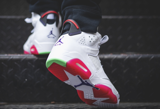 Air Jordan 6,AJ6,發售,CT8529-062  又要多等兩個月!兔八哥 AJ6 也推遲了!6 月發售!