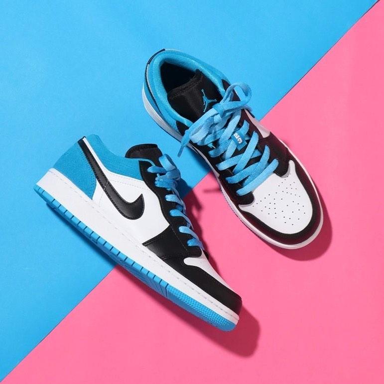 Air Jordan 1 Low SE,AJ1,CK3022  經典黑腳趾裝扮!這兩雙糖果色 AJ1 Low 真是夏日絕配!