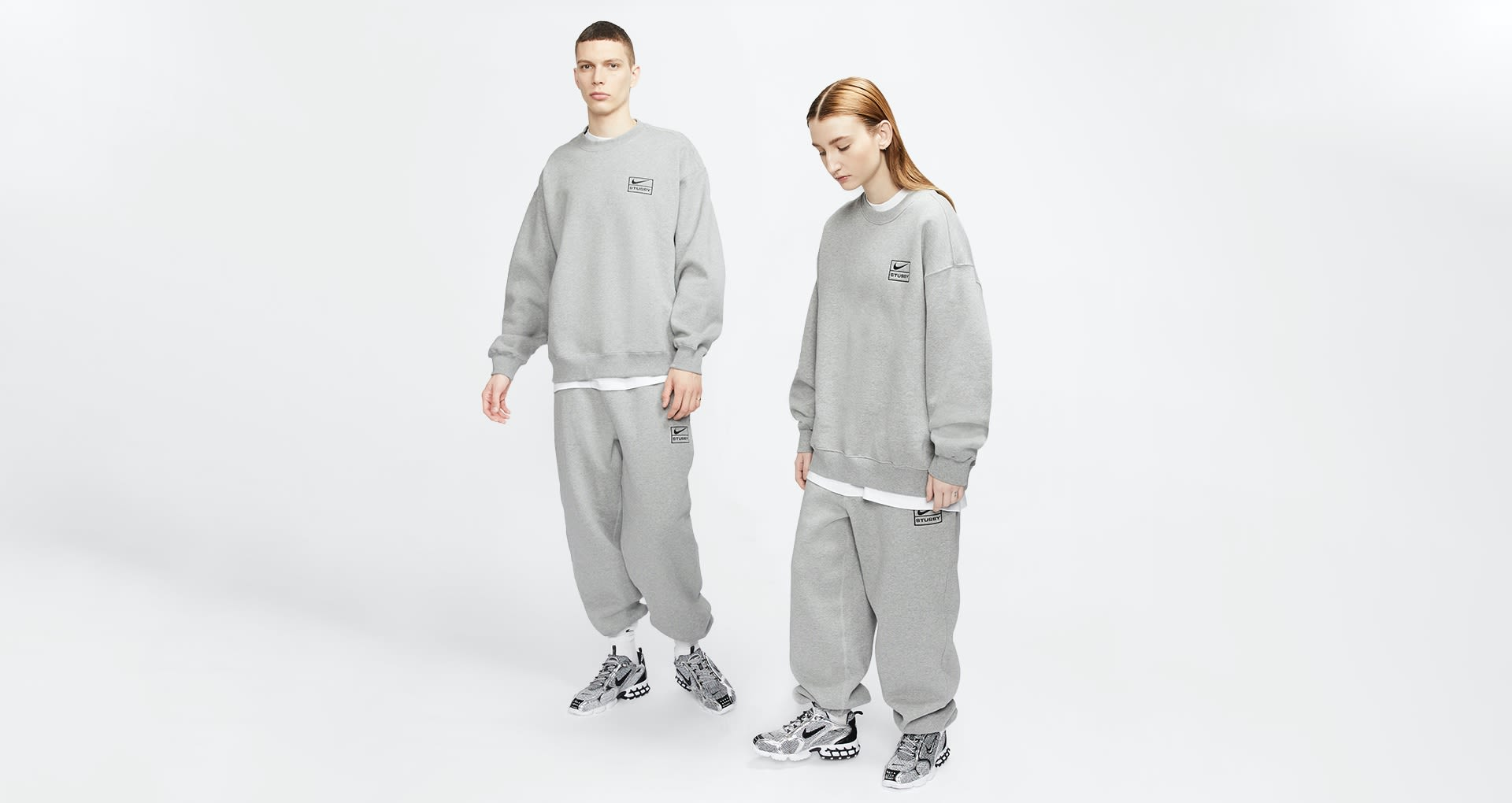 stussy,Nike,CQ5486-200,CU1854-  Stüssy x Nike 聯名即將發售!SNKRS APP 搶先上架多款服飾!