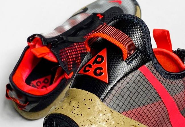 Nike,PG 4,ACG  Nike PG 4 融合 ACG 風格!全新配色實物曝光!