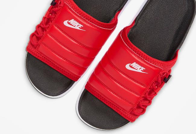 Nike,Asuna Slide,CI8800-001,CI  松緊可調 + 雙層鞋底!夏日必備的 Nike 新涼拖來了!