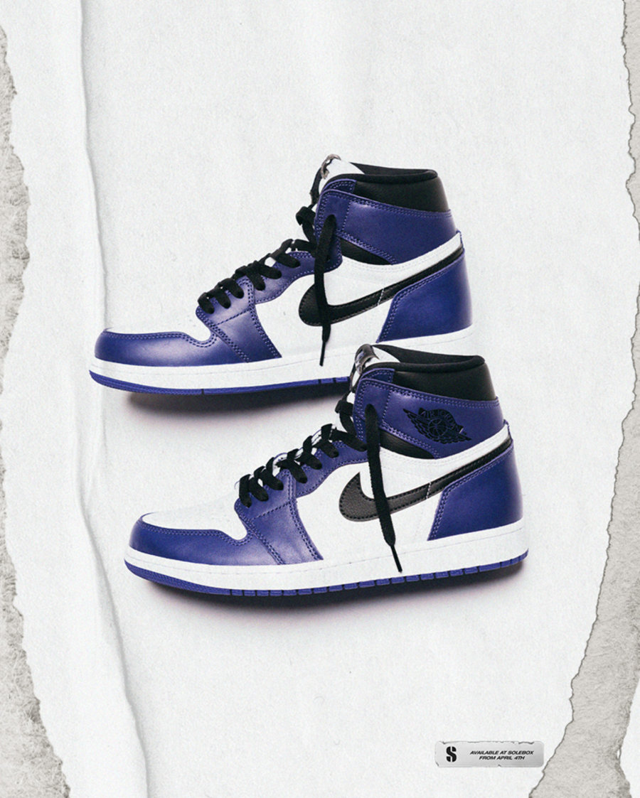 AJ,AJ1,Air Jordan 1 High OG,Co  明日发售提醒!「紫加哥」Air Jordan 1 天猫、官网均已上架!