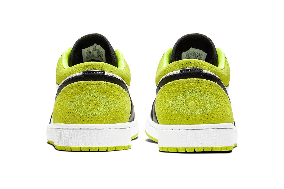 CK3022-003,AJ1,Air Jordan 1 Lo CK3022-003 继续黑脚趾!低帮 AJ1 Low 又有亮眼新品!