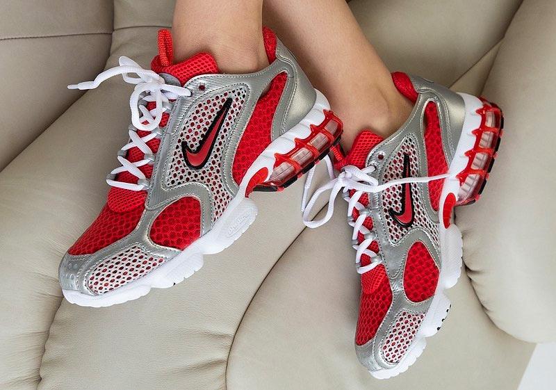 CJ1288-600,CJ1288-001,Air Zoom  没抢到 Stussy 联名没关系!这款鞋本月有两个新配色!