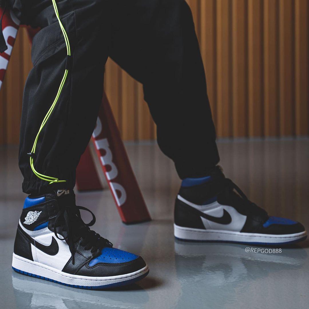 Air Jordan 1,AJ1,发售,555088-041  真香预警!「小闪电 2.0」Air Jordan 1 定档五月发售!