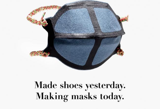 Nike 宣布生产医疗防护装备!材料来自球鞋和衣服!