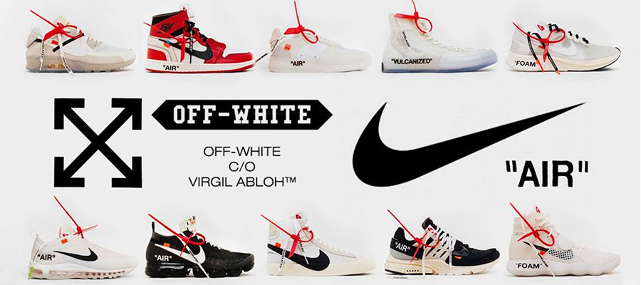 OFF-WHITE,Nike,Virgil Abloh  OFF-WHITE x Nike 将会有全新鞋型?Virgil 亲自回应!