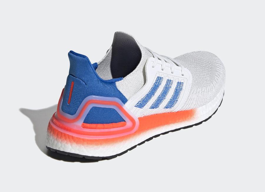 尼克斯配色既视感!全新 Ultra Boost 20 下周发售 球鞋资讯 FLIGHTCLUB中文站 SNEAKER ...