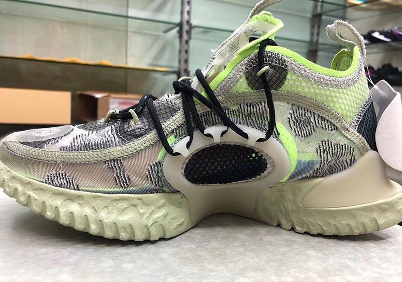 Nike,ISPA OverReact  Nike 设计了一双超怪的鞋,你能 GET 到它的「美」么?