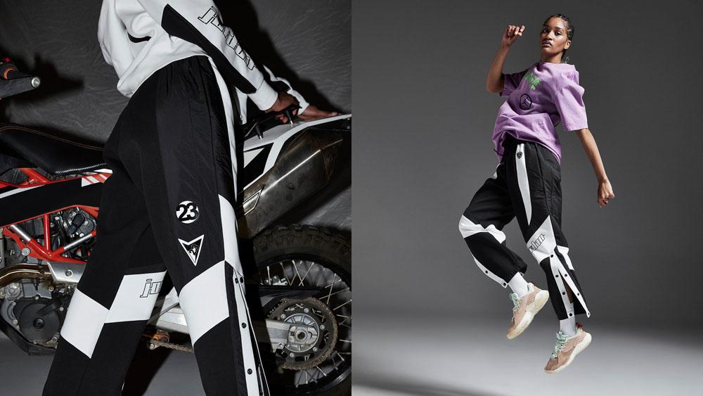 摩托赛车为灵感!Jordan 全新服饰系列明日发售