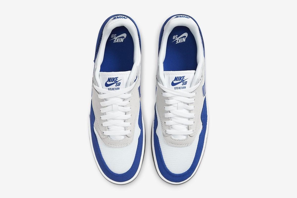 经典配色移植!元祖配色 Nike SB GTS 官图释出!