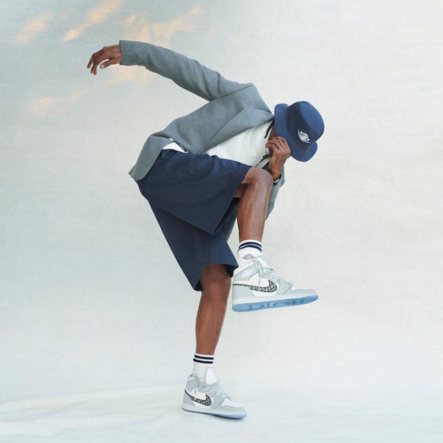 CN8607-002,AJ1,Air Jordan 1,Di CN8607-002 最新消息!Dior x Air Jordan 1 高低帮一起发售!日期是…