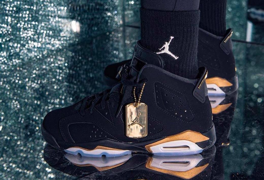 AJ6,Air Jordan 6,Yeezy 350,Yee  今早狠鞋不少!黑金 AJ6、奶油 350,你搶到哪雙?