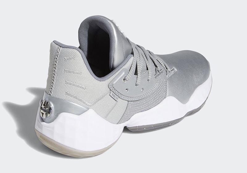 adidas,Harden Vol. 4,Metallic, 华丽金属!Harden Vol.4 又曝光了新配色!