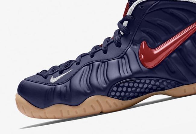Nike,Air Foamposite Pro,Blue V  梦之队配色?两款 Nike 喷、泡新品即将发售!