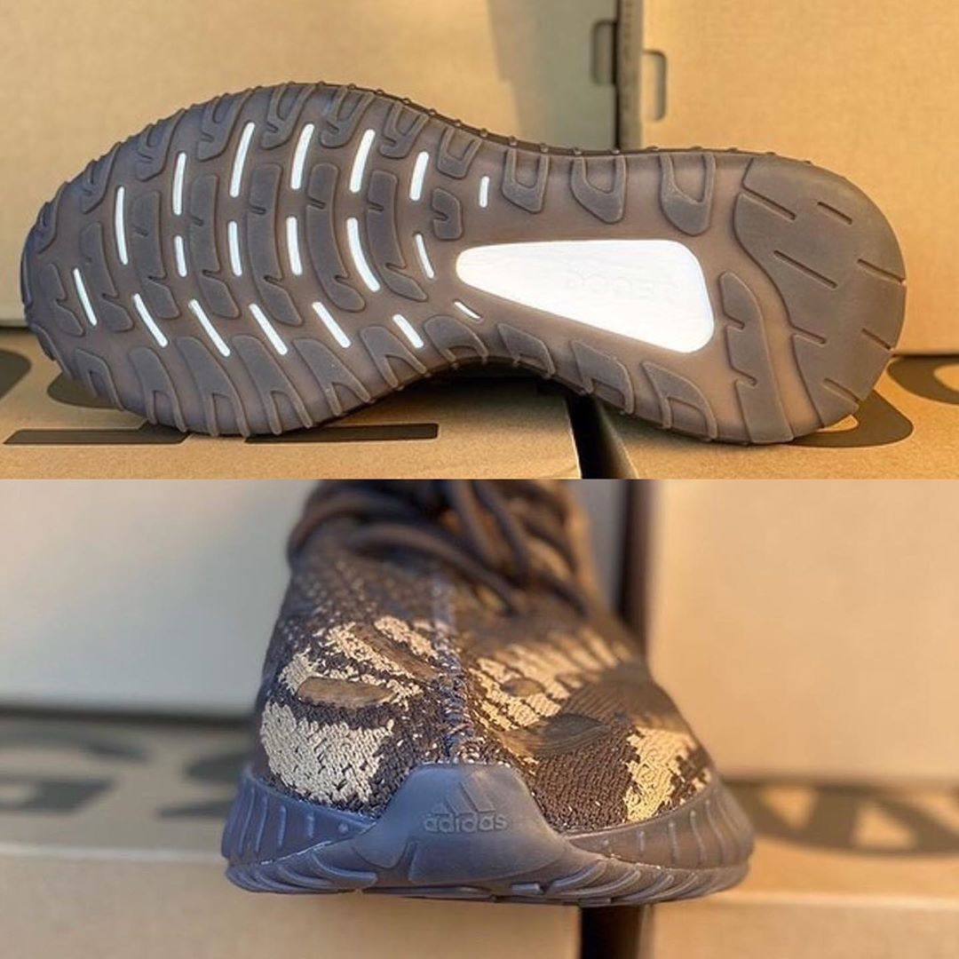 Yeezy 350 V3 Runner,adidas,Yee Yeezy 新鞋型首次曝光!水滴细节够独特!