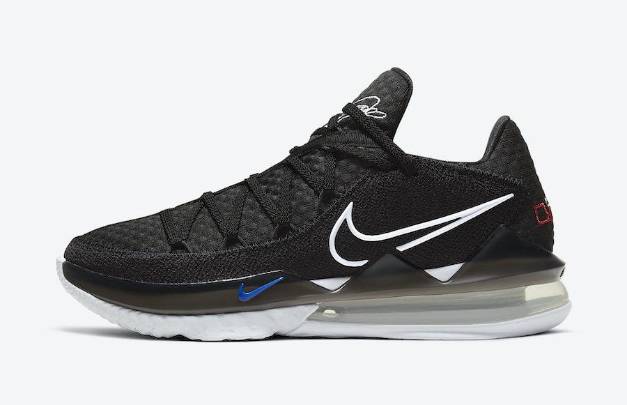 Nike,LeBron 17 Low,CD5007-002,  詹姆斯配色的 LeBron 17 Low!下月正式发售