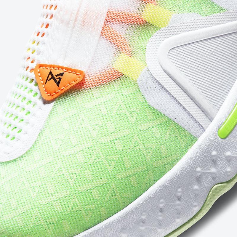 Gatorade,佳得乐,Nike PG 4,PG,CD50 比首发配色好看太多!最美 PG 4 即将发售!