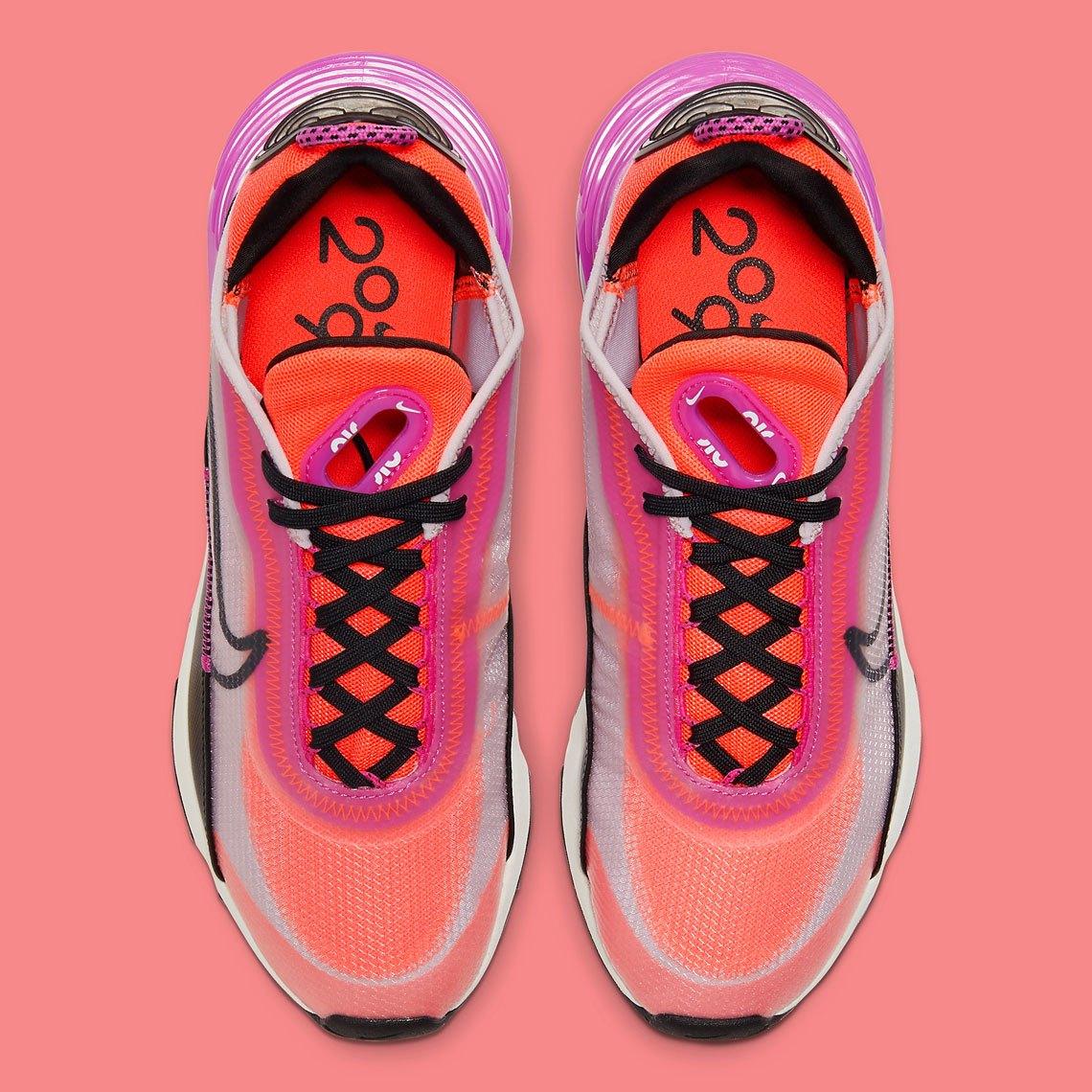 Nike,.Air Max 2090,CK2612-500  落日晚霞配色!Nike Air Max 2090 新品即將發售!