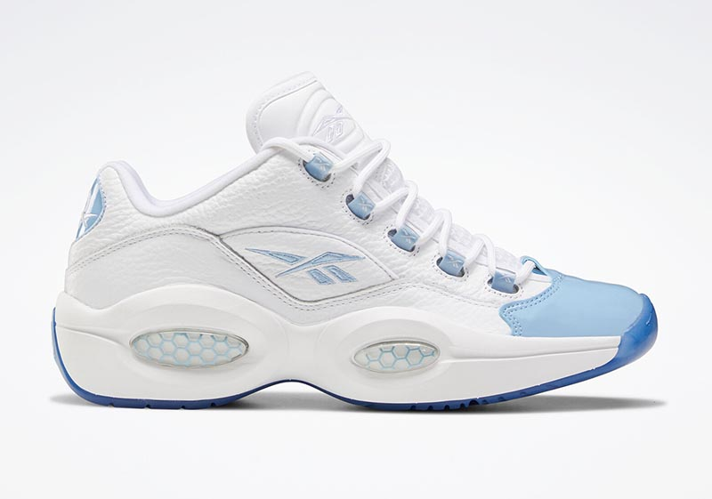 Reebok,Question Low,Carolina B 硬核玩家都选它!艾弗森 Question Low 新配色即将发售!