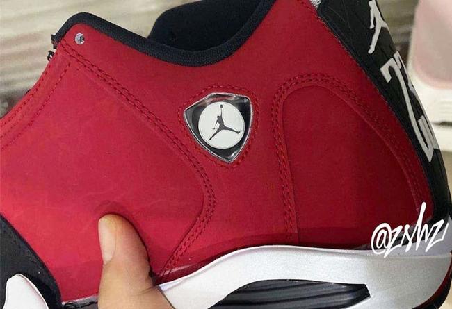 发售,AJ14,Air Jordan 14  牛巴革鞋面超有质感!Air Jordan 14 曝光全新配色!