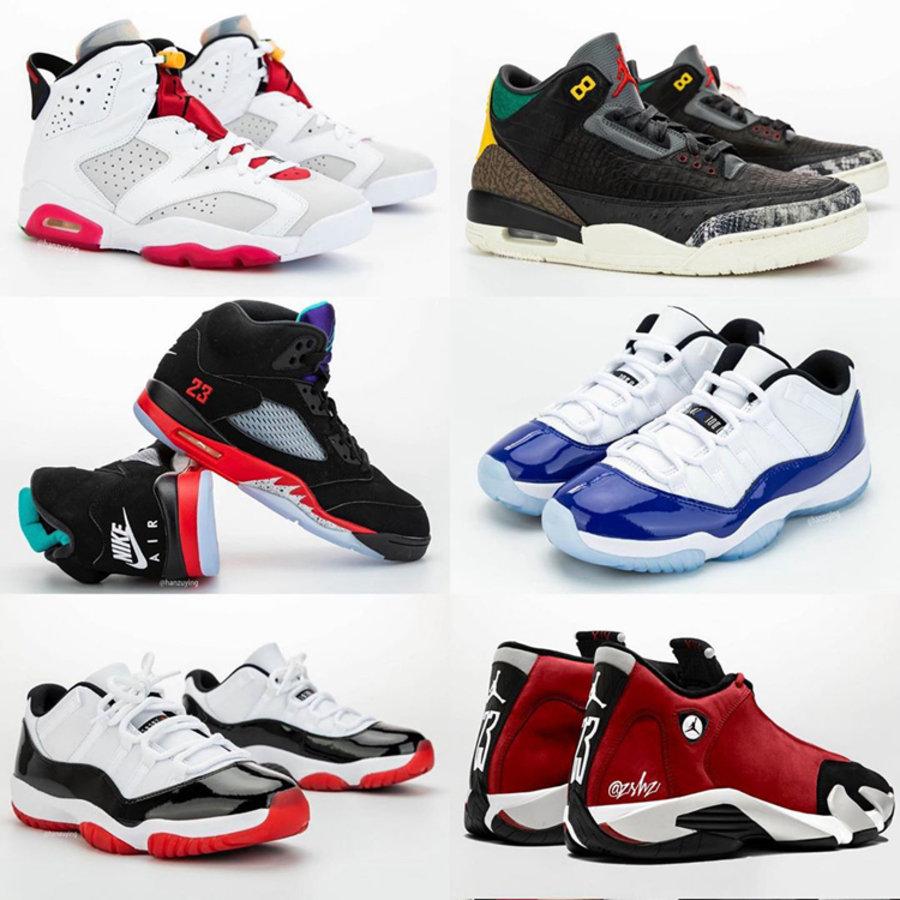 AJ,延期,Air Jordan  疫情還在影響!兔八哥 AJ6、動物園 AJ3 等重磅 AJ 延期發售!
