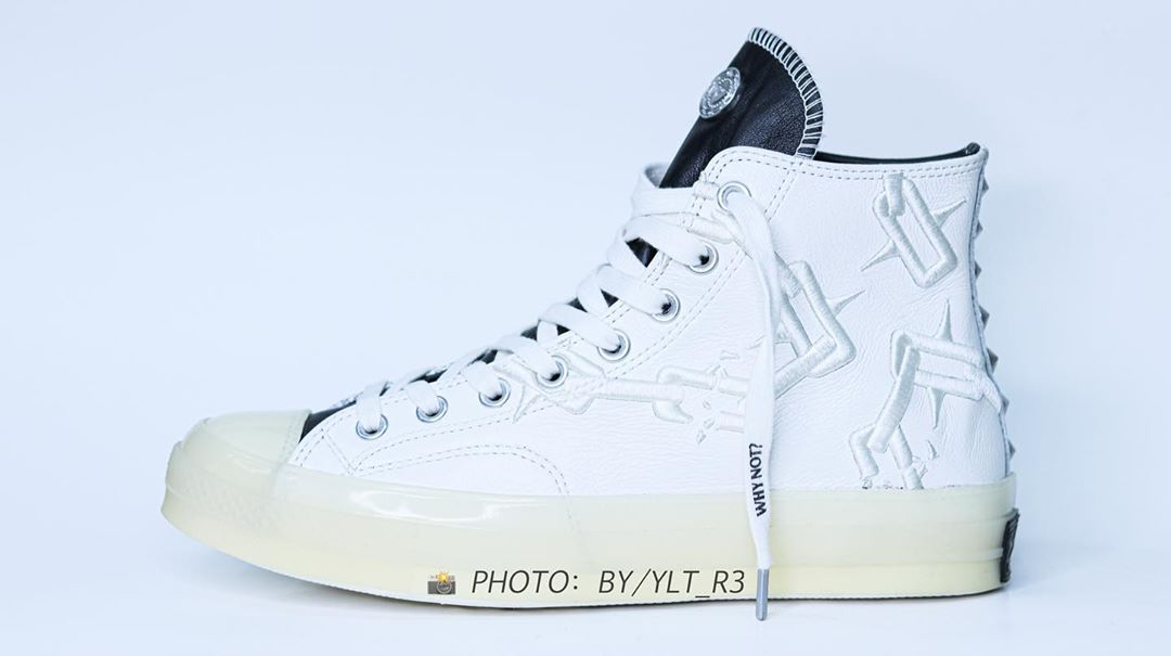 Air Jordan,Converse,发售  威少「三方联名」首次曝光!竟然是 AJ x 匡威...