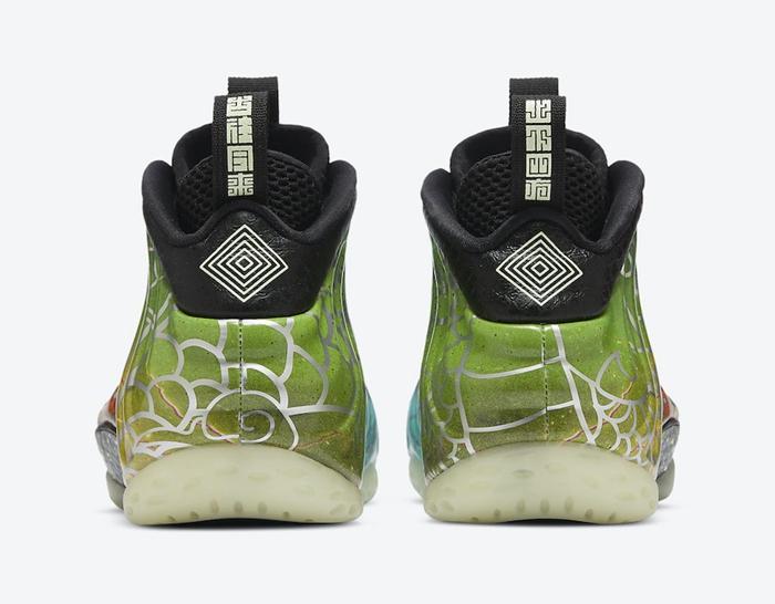 Nike,Air Foamposite One,篮球之星,C  惊了!国内独占「北京喷」首次曝光,颜值不输天津喷!