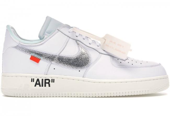 OFF-WHITE,Nike,AF1,Air Force 1  身份不一般!全新 OFF-WHITE x AF1 首次曝光,将于明年发售!