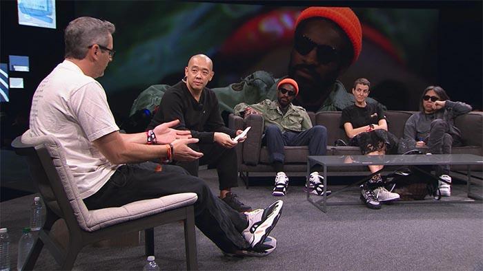 """藤原浩,Nike,The Ten  藤原浩晒闪电 The Ten 联名,自嘲 """"输给"""" OFF-WHITE 无缘市售!"""