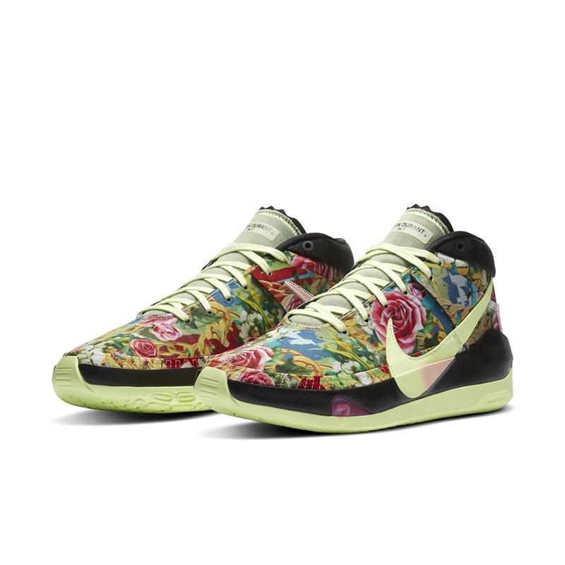 Nike,KD 13,Funk,2K,GE  又一款 2K 巨星战靴曝光!花卉 Nike KD 13 GE 即将发售!