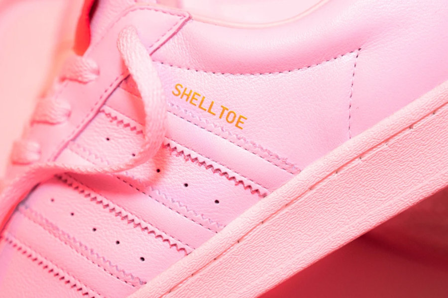 莆田鞋-424 x adidas Shelltoe 货号:FW7624插图(2)