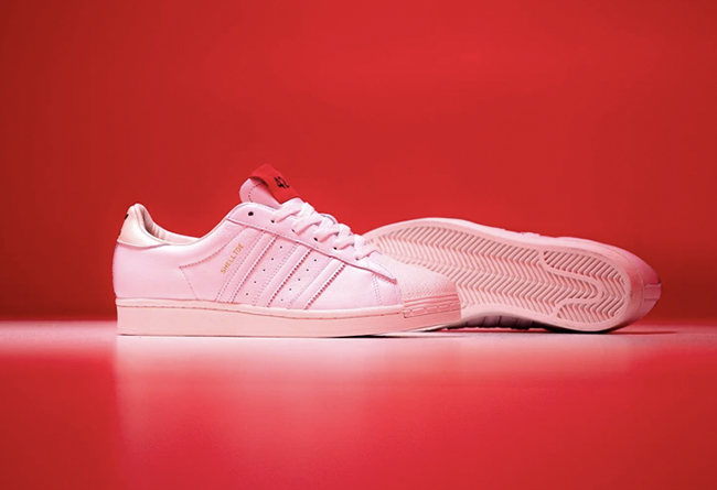 莆田鞋-424 x adidas Shelltoe 货号:FW7624插图