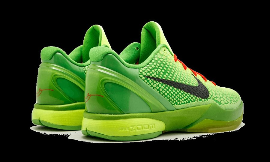 "莆田鞋-Nike Kobe 6 Protro ""Grinch"" 货号:CW2190-300插图(5)"