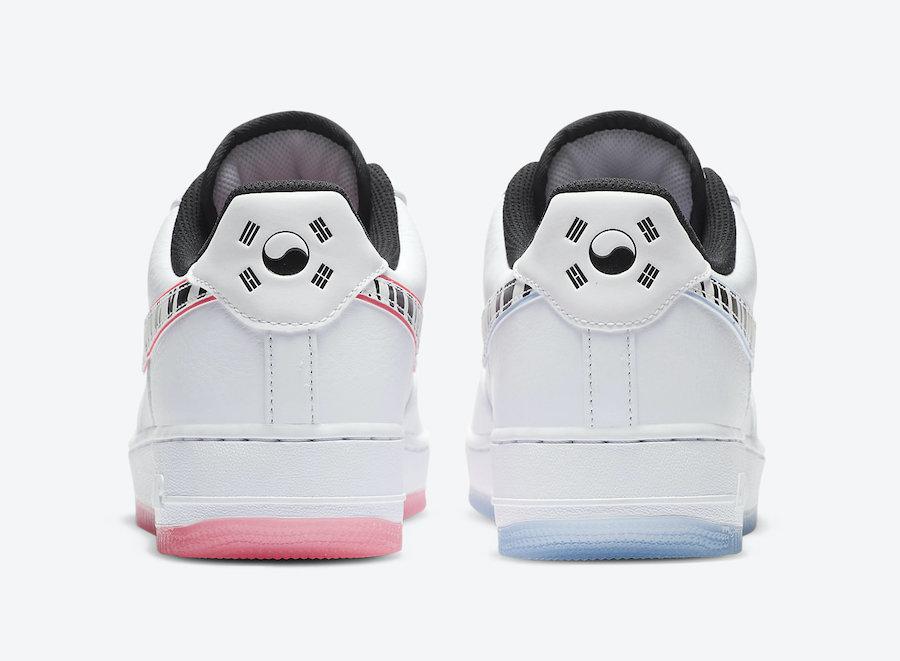 """莆田鞋-Nike Air Force 1 Low """"Korea"""" 货号:CW3919-100插图(3)"""