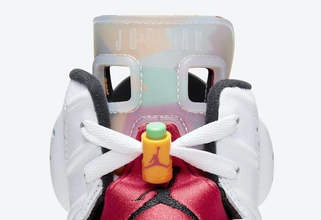 Air Jordan 6,Hare,CT8529-062,A  登場預警!兔八哥 Air Jordan 6 官圖釋出!預計下月發售!