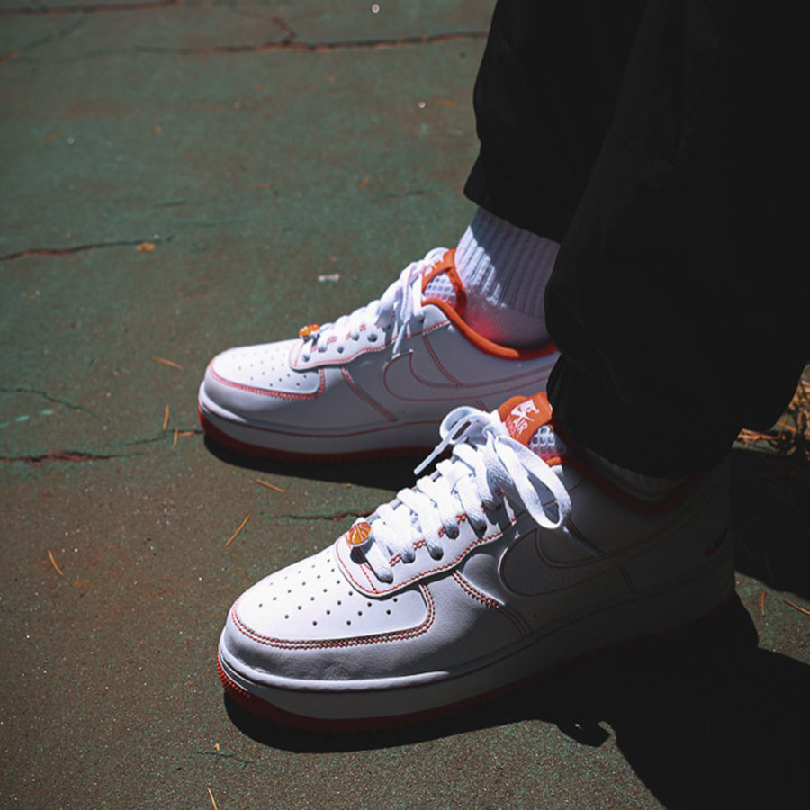 莆田鞋-Nike Air Force 1 Low EMB 货英超下注平台:CT2585-100插图(6)