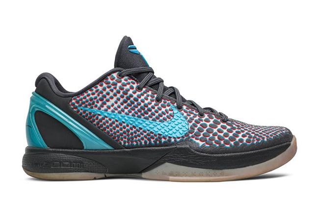 """莆田鞋-Nike Kobe 6 Protro """"3D Hollywood"""" 货号:DD2305-003插图(2)"""