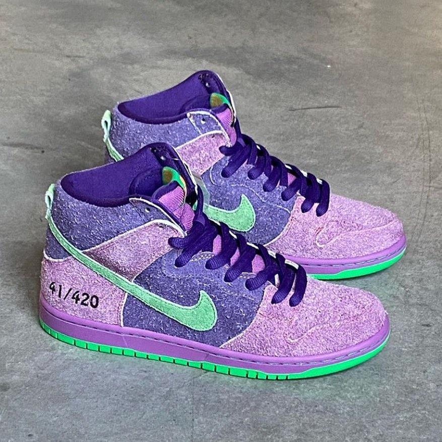 Nike,Stussy,Dunk,發售  五月球鞋漲價太兇殘!最貴一雙超 10W!Stussy 聯名成富婆標配!