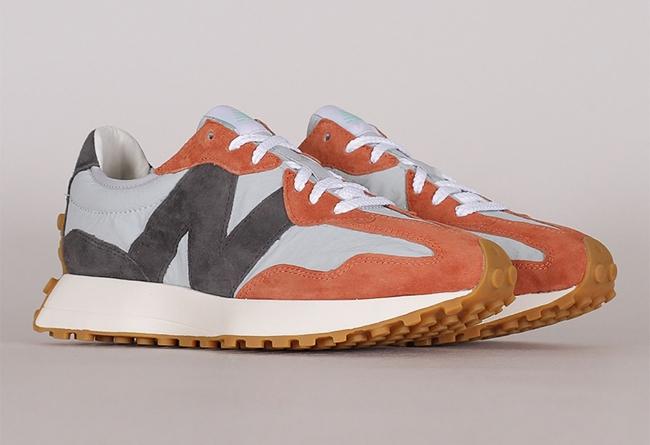 莆田鞋-New Balance 327 货号:MS327JC1