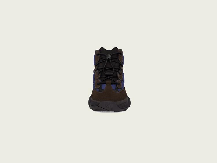 adidas,Yeezy 500 High,Tyrian,F  時隔半年回歸!Yeezy 500 Hi 全新配色本周發售!