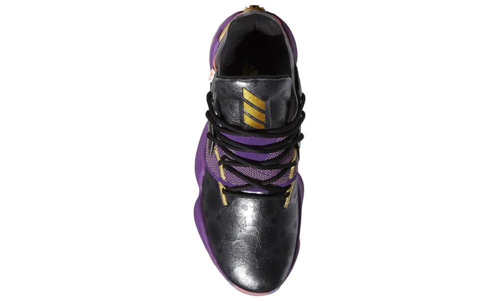 adidas,Harden Vol.4,Dame 6,D R  古典三国主题!adidas「五虎上将」系列更多鞋款曝光